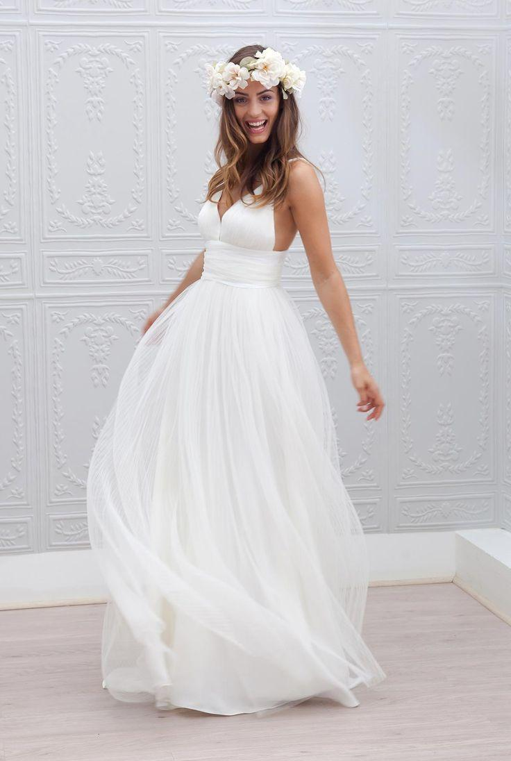 Ideas Tinkerbell Wedding Dress online buy wholesale fairy wedding dress from china beach dresses spaghetti straps pure white ruched tulle 2016 simple style bridal