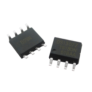 100PCS DS1307 DS1307Z SOP-8 RTC SERIAL 512K I2C Real-Time Clock IC