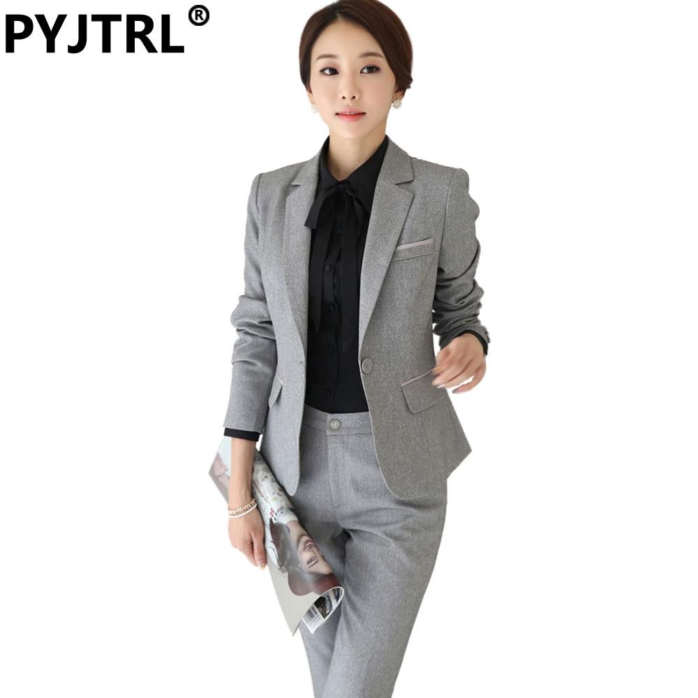 Online Get Cheap Black Trouser Suit
