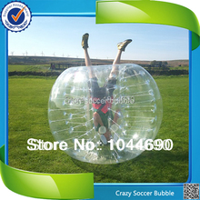 Free shipping! ! ! giant human ball ,bumper football ,ball bumper football