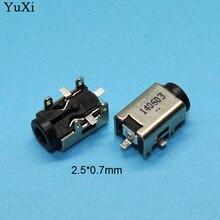 YuXi 10X новый разъем питания постоянного тока Разъем для устройств Asus EEE PC 1001,1002, 1003,1004, 1005,1008, 1015,1101, 1201,1215 Series