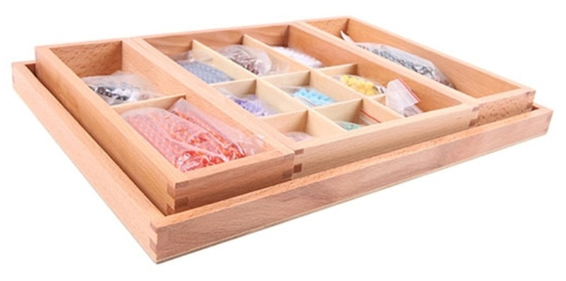 New Wooden Baby Toys Montessori Subtraction Snake Games Learning Educational Preschool Training Baby Gifts