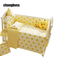 Hot Selling Baby Girl Crib Bedding Sets Toddler Bed Baby Nursery Mattress Baby Crib New Bumpers