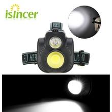 1 шт. мини-шлем светодиодный фонарик для фар, инструменты для ремонта автомобиля, многофункциональные мотоциклетные Налобные аварийные лампы