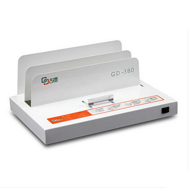 Automatic Book Binding Machine Photo Thermal Binding Glue