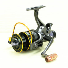 2017New Product 11BB Spinning Fishing Carp Reel Feeder Full Matel Head Sea Spool Peche Ice Wheel Cast China Equipment Fish Gear