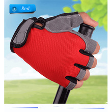 Kyncilor Tactical Gloves Outdoor Biking Sports Rock Climbing Fitness Yoga Anti-skid Exposure Finger Permeable