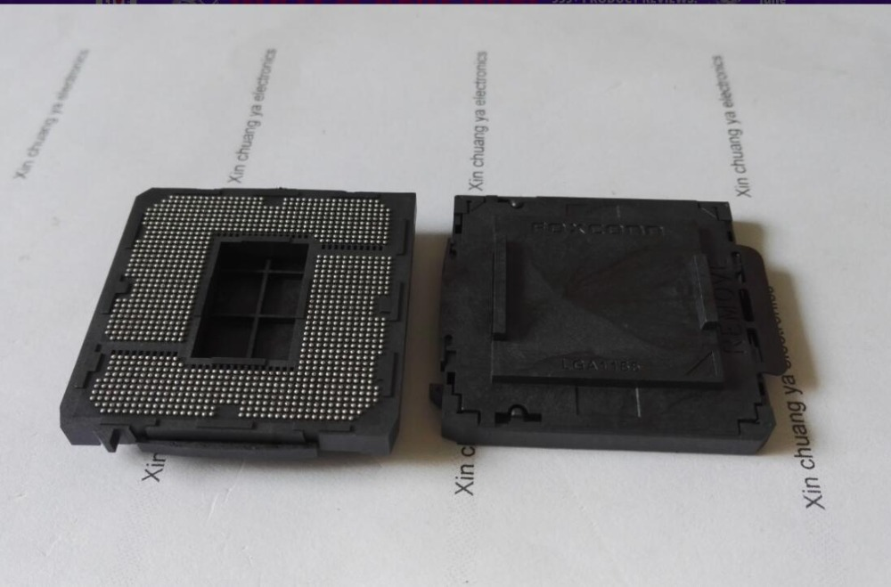 LGA 1150 1151 1155 1156 2011 2011-3 775 1366 4788 AM3B FM2 Motherboard Mainboard Soldering BGA CPU Socket holder with Tin Balls new lga 1155 cpu bga soldering motherboard socket w tin balls