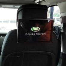 Suitable For Land Rover Defender 90 110 Discovery Freelander LR2 LR3 LR4 Range Rover Evoque Sport Car Monitor Android Headrest 1pc car sunshade front rear for land rover defender 110 90 discovery freelander lr2 lr3 lr4 range rover evoque sport car styling