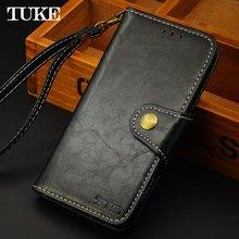 HTC U Ultra Leather Flip Case