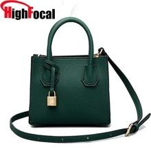 Genuine Leather Hand bags For Women 2019 Luxury Handbags Wom