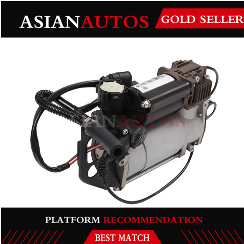 Air Suspension Compressor For <font><b>Audi</b></font> <font><b>A8</b></font> <font><b>4E</b></font> <font><b>D3</b></font> Pneumatic Suspension Compressor Pump 4E0616007C 4E0616005E 4E0616005A 4E0616007E image