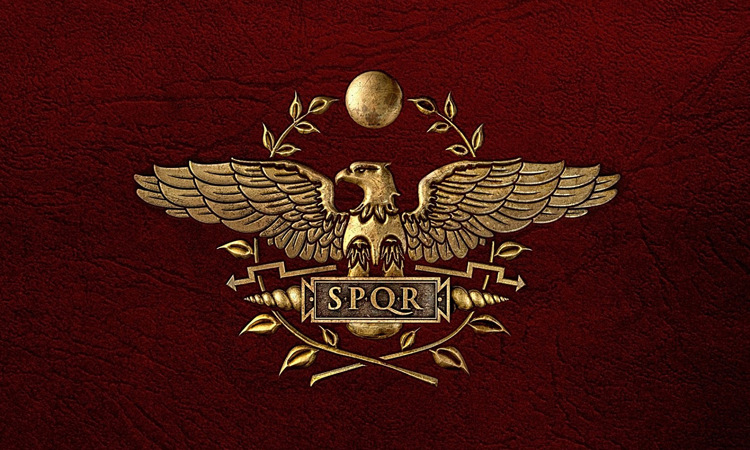 Ancient Rome Empire SPQR Flag 3 X 5 FT 90 X 150 Cm Roman Kingdom Flags Banners