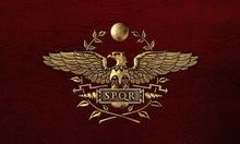 Флаг Римской империи SPQR 3x5 футов 90x150 см флаги римского Королевство флаги баннеры
