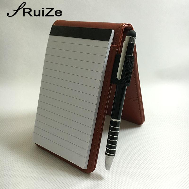 RuiZe kreativna višenamjenska mala prijenosna računala A7 džepna - Bilježnice i dnevnici - Foto 5