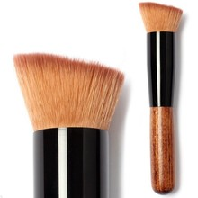 Brand Pro Tech Brushes Face Powder Foundation Contour Blush Cosmetic Makeup Tool #A822 TF