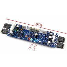 Mono Class AB L12-2 Power Amplifier board Assembled 120W + - 55V low distortion By LJM