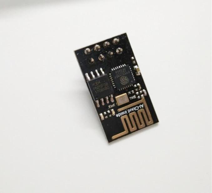 IOT ESP8266 Wireless WIFI serial module ESP-01 esp8285 serial wifi module esp m1 ai home 16mbit control module fcc beyond esp8266