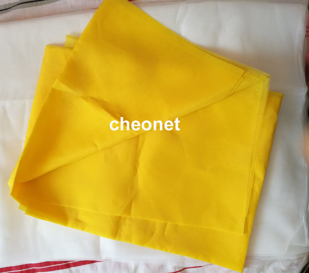 Free shipping 1 meter (1 yard) 100T ( 250M ) yellow polyester silk screen printing mesh high quality 127CM width Free shipping 3 meters promotion and discount 80t 200m polyester silk screen printing mesh 80t 127cm width