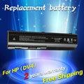 Jigu bateria para compaq presario cq50 cq60 cq61 cq70 cq71 cq45 cq40 cq41 para hp pavilion dv4 dv5 dv6 dv6t g50 g61 Batteria
