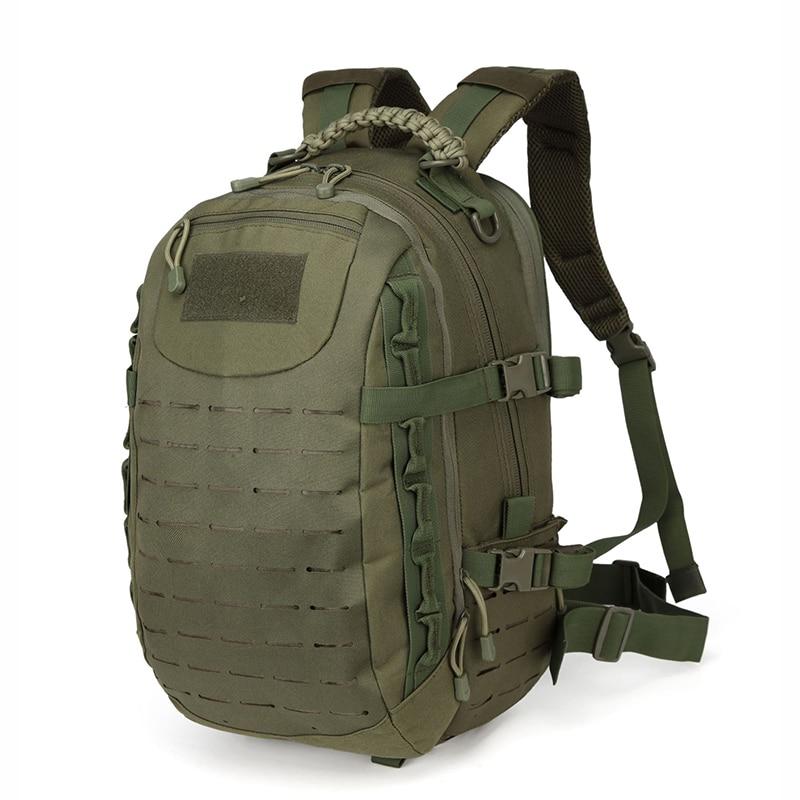 Sac à dos tactique découpé au Laser PALS Molle sac à oeufs Dragon sac de Sport 25L sac à dos militaire randonnée sacs de plein air sac à dos tactique EDC