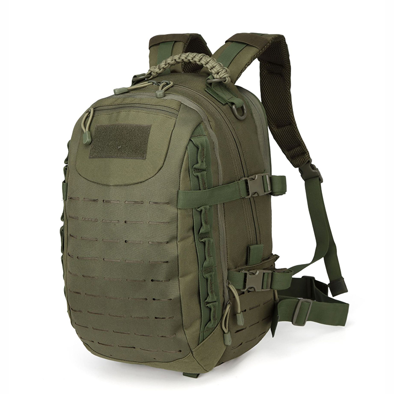Tactical Backpack Laser Cut Molle PALS Dragon Egg Bag 25L Sport Bag Military Backpack Hiking Outdoor Bags EDC Tactical Rucksack