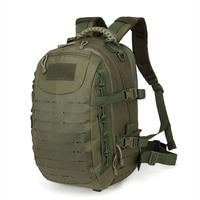 Tactical Backpack Laser Cut Molle PALS Dragon Egg Bag 25L Sport Bag Military Backpack Hiking Outdoor Bags EDC Tactical Rucksack