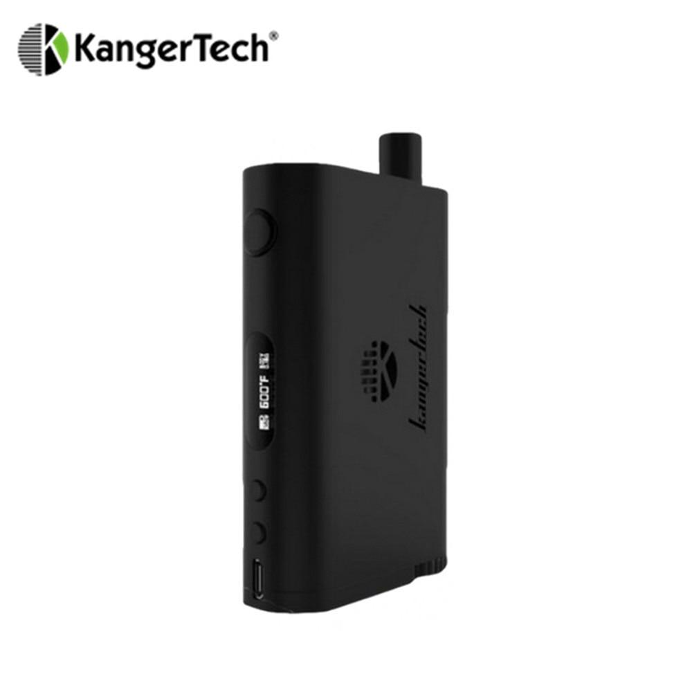 Kangertech Nebox Starter Kit 10 ml Capacità di 60 w TC Box Mod Sigaretta Elettronica Fit Kanger SSOCC Bobine VS Bauletto mini iStick Pico