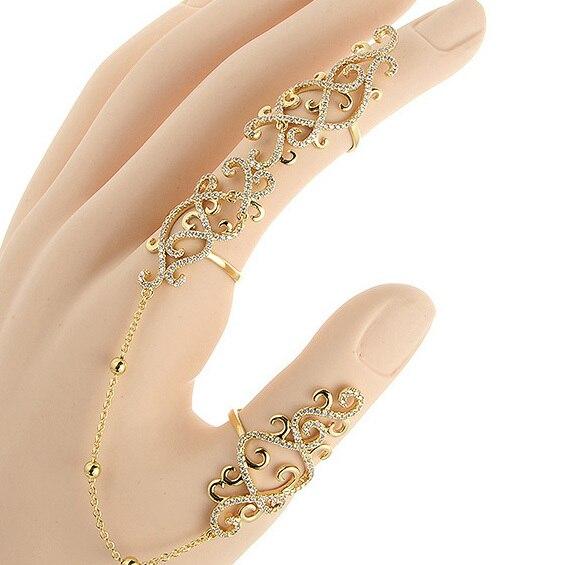 Blucome mode bague de mariage pour bijoux de mariée zircone Anel parfait strass Aneis femmes mode Anllios été Style anneau