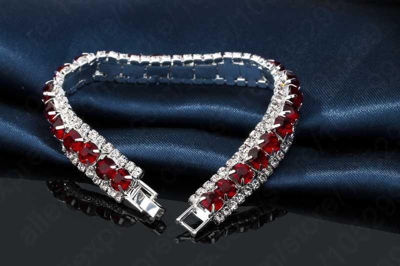 สร้อยข้อมือสำหรับตกแต่งสไตล์อินเทรนด์ 925 เงินสเตอร์ลิง Cubic Zirconia Lovers 'ที่ดีที่สุดของขวัญผู้หญิงหญิงหมั้นพรรค