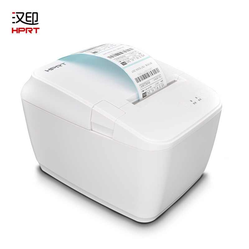 Baru Htrp Label Printer Thermal 60 Mm/80 Mm Tagihan Penerimaan Printer Bluetooth Koneksi Ponsel/PC