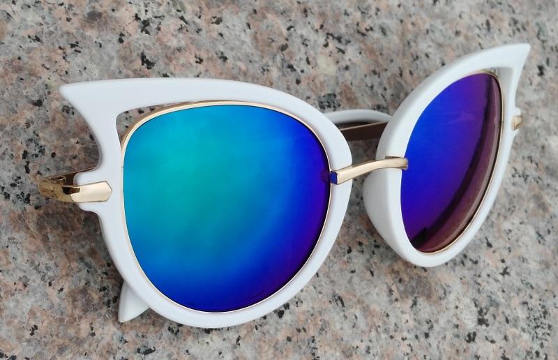 2018 модные круглые зеркальные линзы солнцезащитные очки Для женщин Для мужчин авиации вождения Рыбалка солнцезащитные очки