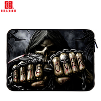 Bohemians Soft Canvas Laptop Sleeve Bag Case Pouch For Macbook Air Pro Retina 12 13 15