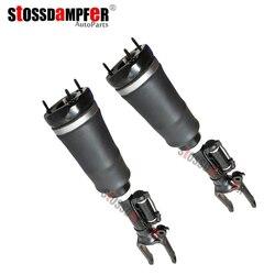 StOSSDaMPFeR nowy 2 sztuk sprężyna powietrzna przednie zawieszenie pneumatyczne zawieszenie pneumatyczny amortyzator wstrząsów montaż z czujnikiem Fit Mercedes W251 V251 2513203113