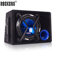 New Arrival 10 Inch Car Speaker 12V Big Power 500W Active Car Subwoofer With Amplifier Audio