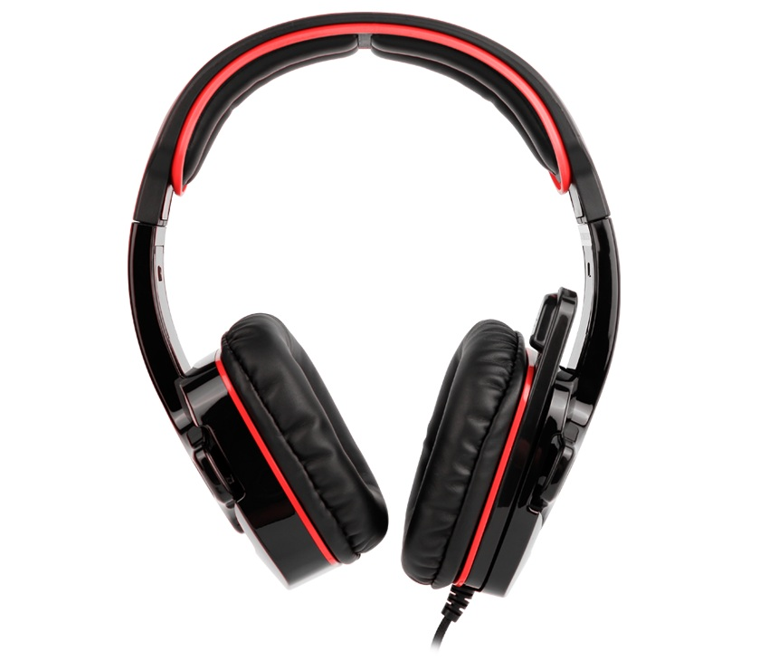Sades Wolfang Gaming Headset USB 7.1 Sonido envolvente Bajo Juego - Audio y video portátil - foto 5