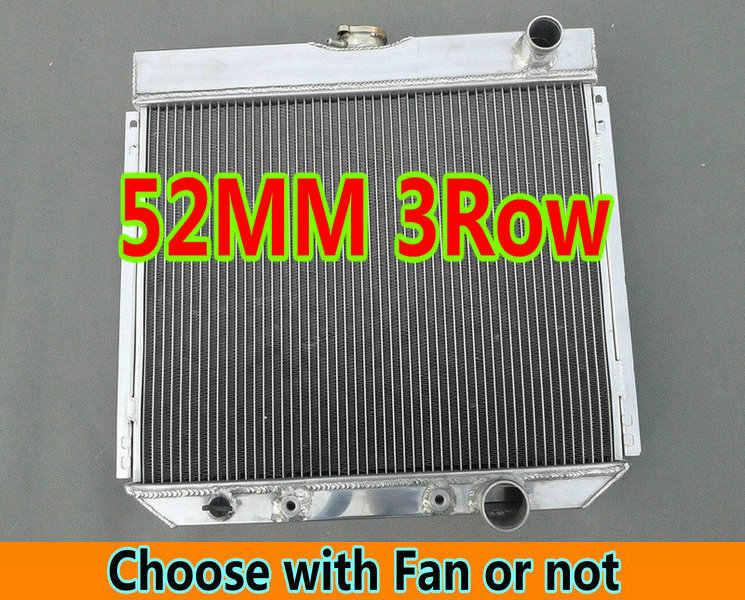 3 ROW RADIATOR FOR 1967 1968 1969 FORD MUSTANG//TORINO//LTD V8 Ranchero//Fairlane