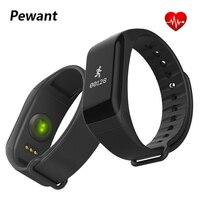 F1 Fitness Tracker Pedometer Waterproof Watch Bluetooth Activity Tracker Sports Bracelet Smart Band Wristband PK mi band 2