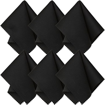 10 pcs Microfiber Computer Accessories Cleaning Cloths for Computer Screen cleaner 1