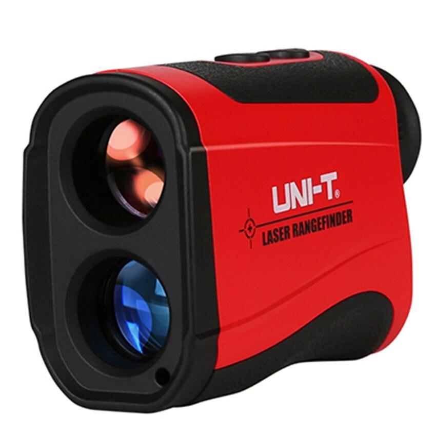 UNI-T Golf laser rangefinder range finder telescope laser distance meter 600M 800M 1000m 1200m altitude angle LR600 LR800 LR1000 1200m powerful 6x25mm long distance measure 1200m golf laser range finder