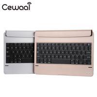 Cewaal Portable Wireless Keypad Stand Laptops Bluetooth Keyboard Bracket Universal Keyboard For IPad Air 2 Pro