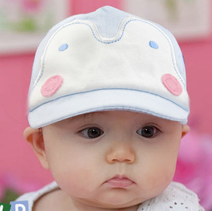 Spring and summer female child hat sun hat bonnet baby frog hat baby hat child baseball cap