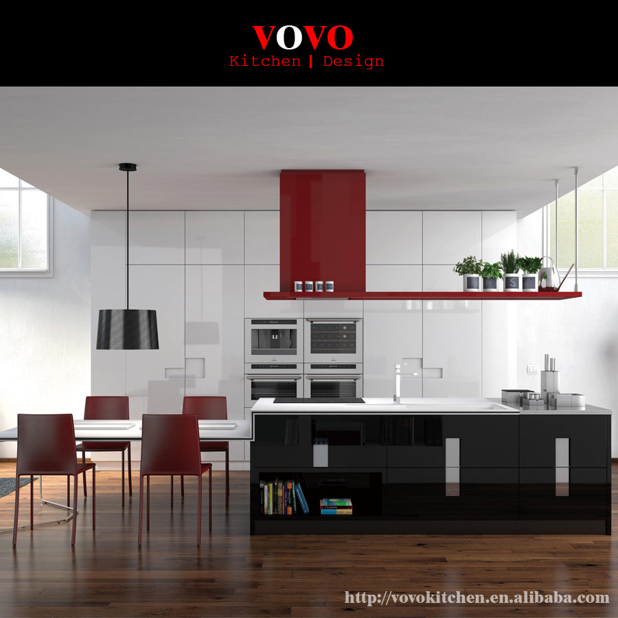 Online Get Cheap Gloss Kitchen Cabinets Aliexpresscom Alibaba - Lacquered kitchen cabinets