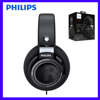 Hot Sale Philips SHP9500 Professional Headphones with Active Noise Cancelling 3 meter long headset for Xiaomi MP3 Official Test