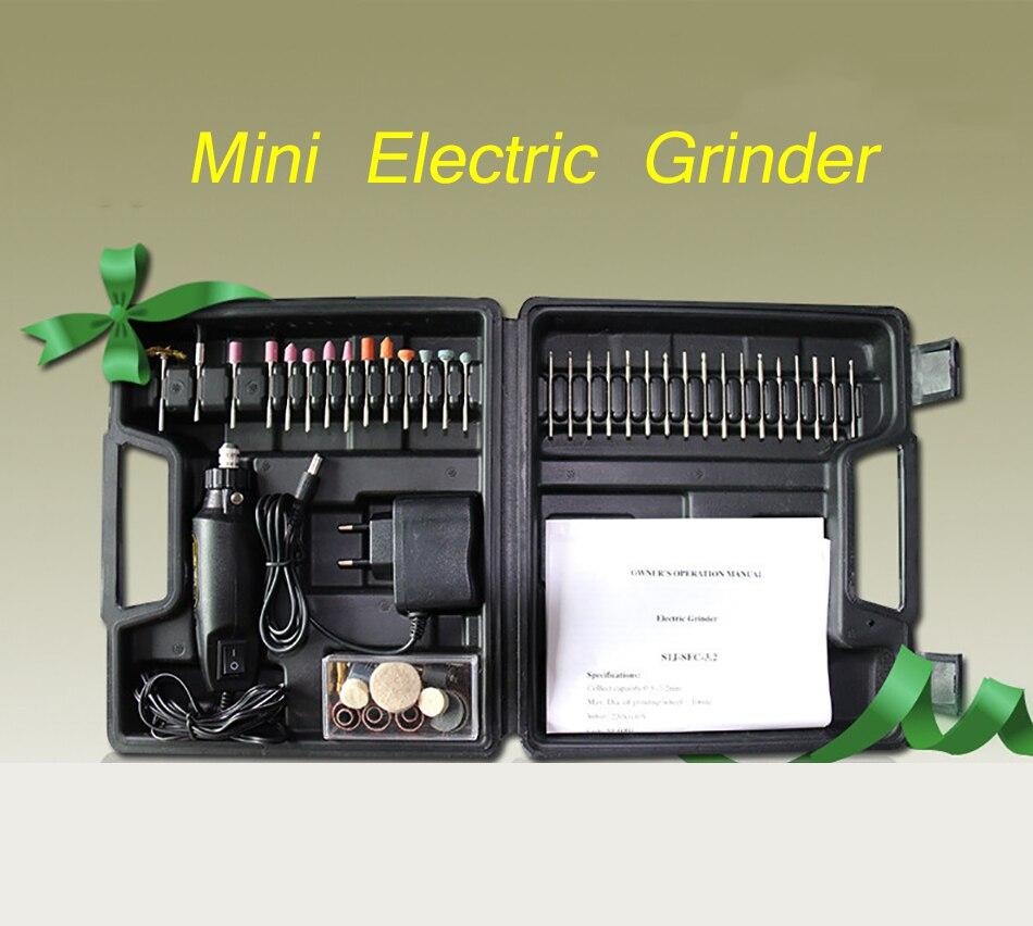 Electric grinder 7
