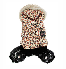 2016 Newest Fashion Pet Dog Best Winter Coat Jacket Jumpsuit Clothesfor Pet dog Super Warm XS S M L XL Small Big dog Clothes