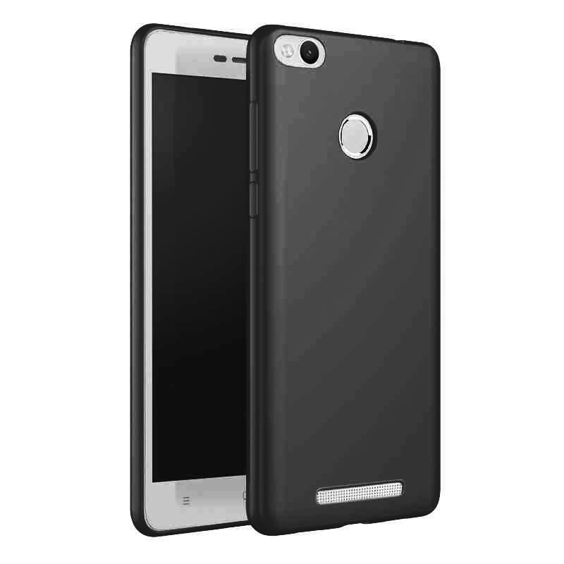 reputable site 49a9d 1c7fd US $1.77 11% OFF|Xiomi Xiaomi Redmi 3S Case 5.0 inch Full Body Frosted  Silicone Soft Cover Case For Xiaomi Redmi 3S 3 S Cell Phone Back Cover -in  ...