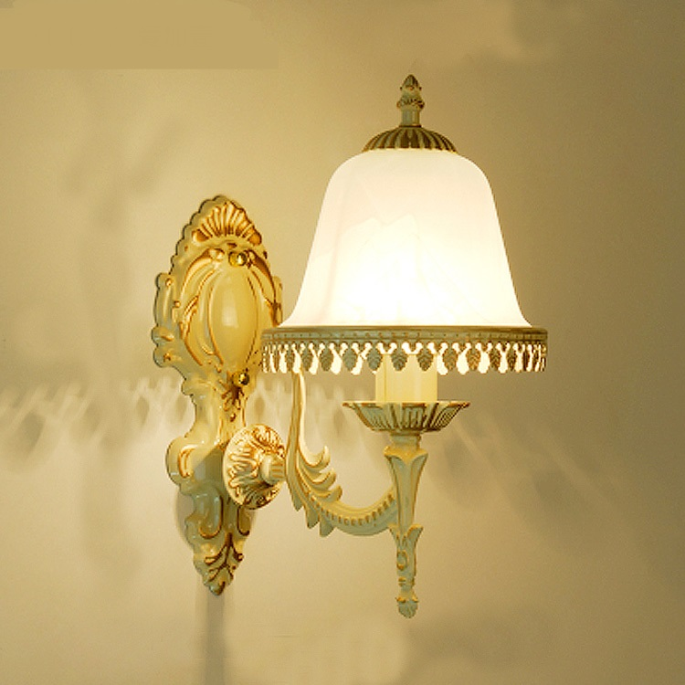 Фотография New modern The wall lamp Contracted Europe type droplight ZZP51wall lamp alloy FG502