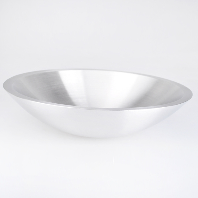 Quality Double Layer Extra Large Stainless Steel Fruit Bowl Decorative Basket Salad Pots