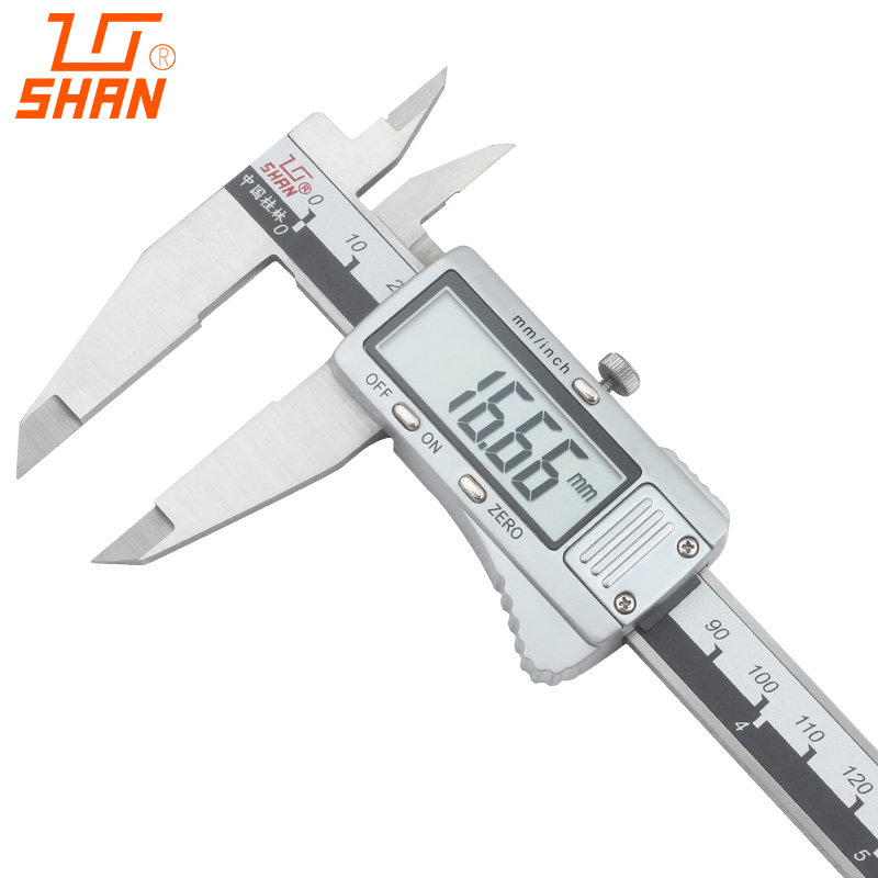 Absolute digital calipers high precision stainless steel caliper 0-150 200 mm Electronic digital vernier caliper measuring tool